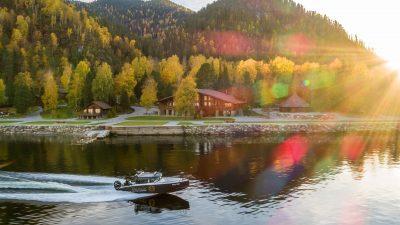 Куда можно поехать отдыхать осенью?