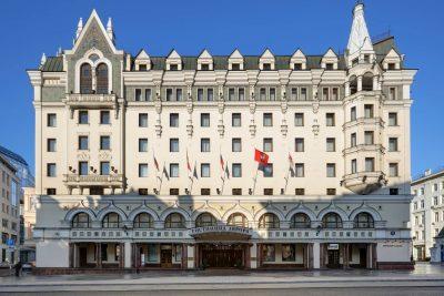 Marriott Moscow Royal Aurora 5*