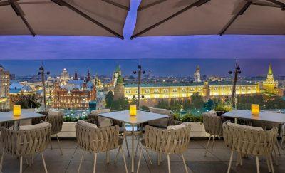 The Ritz-Carlton, Moscow 5*
