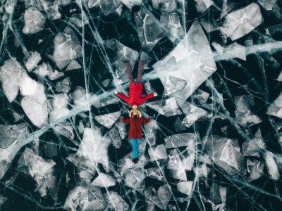 «Байкальская ледяная сказка 2022» на Трэколе